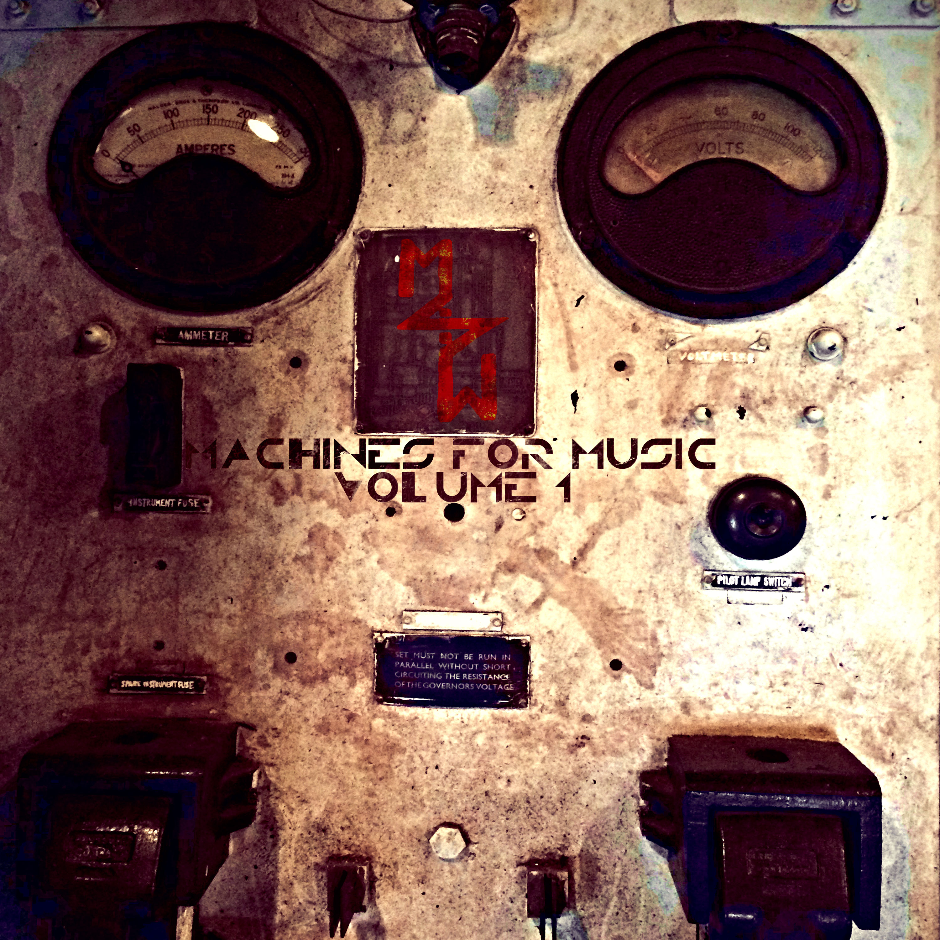 Muzik 4 Machines Sample pack Volume 1